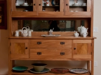 Arts & Crafts style hutch